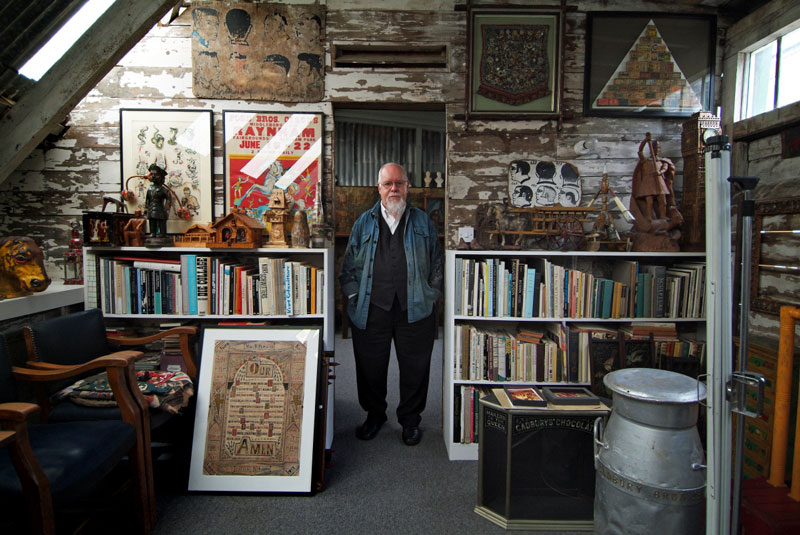 Sir Peter Blake, painter